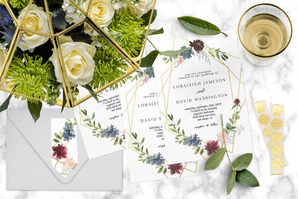 Guest Post | How to Design the Perfect Wedding Invitations