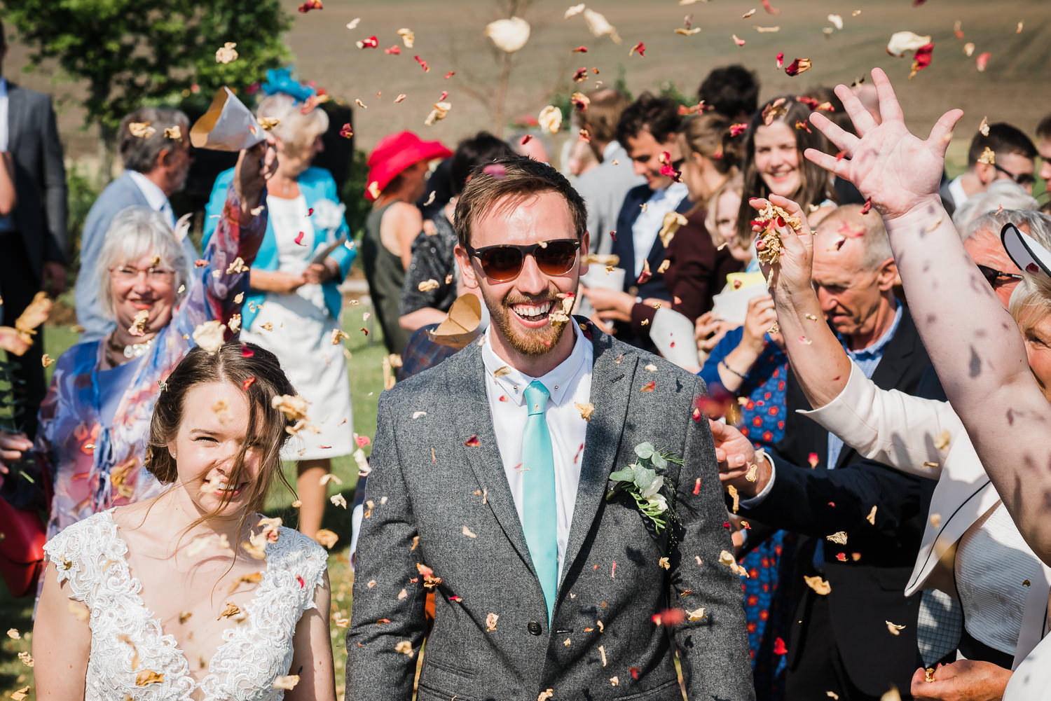 Coventry Farm Wedding Confetti - Sue Simon.jpg