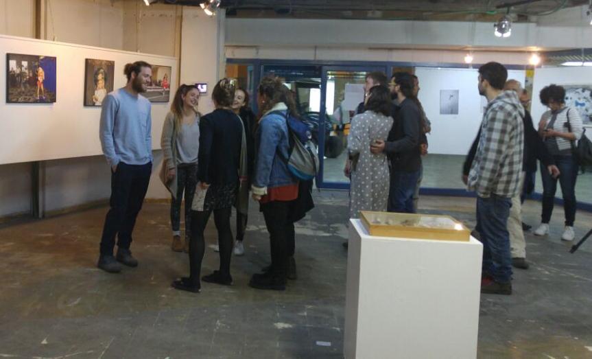 Prime Time, Central Gallery, Tel Aviv, Israel.