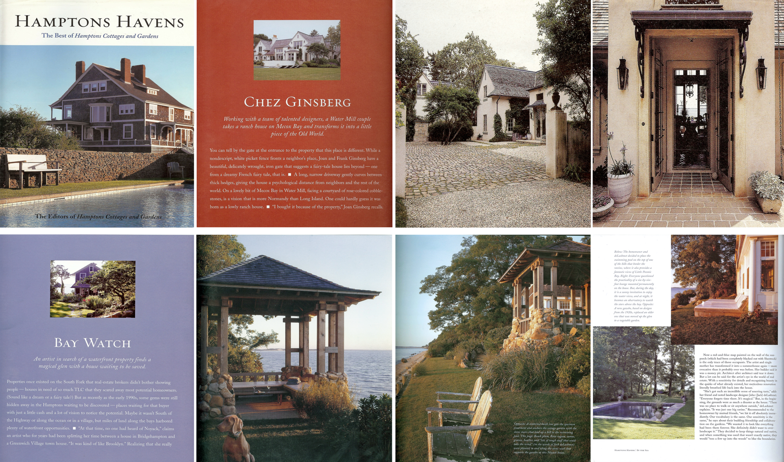 long island landcape designer published