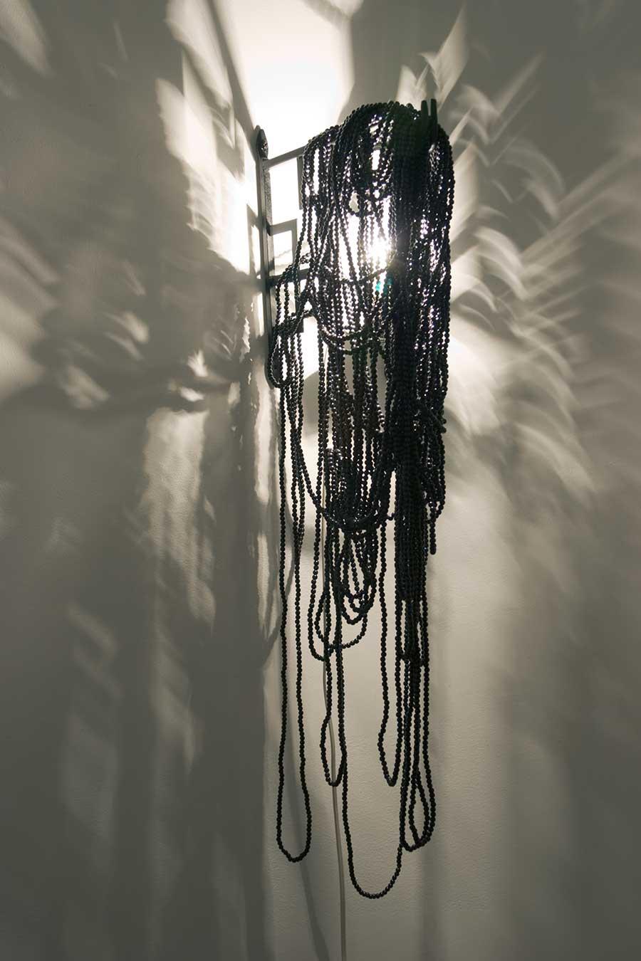 A Tavola Series: Black Beads