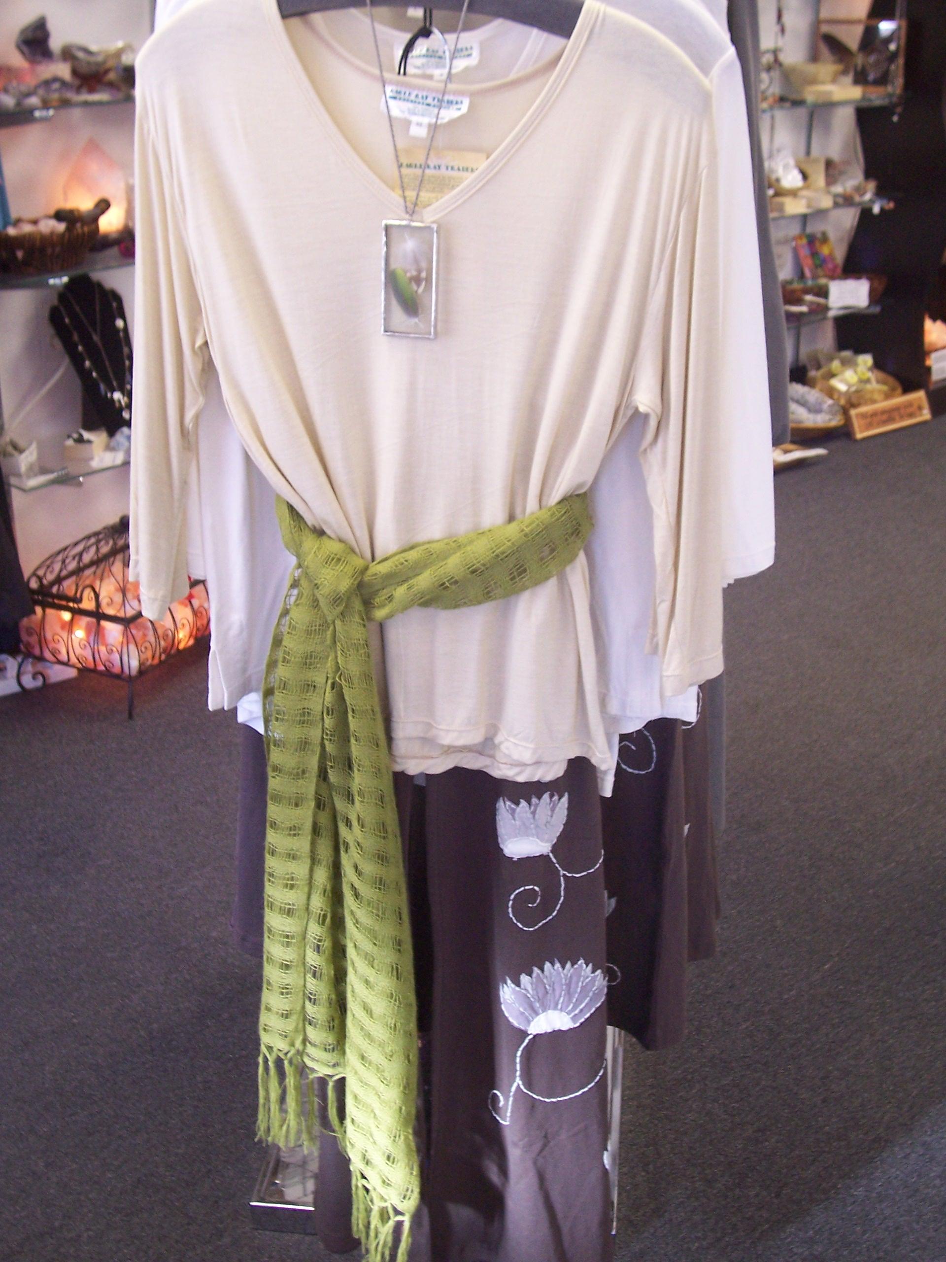 Natural Fiber Clothing, soft and comfy