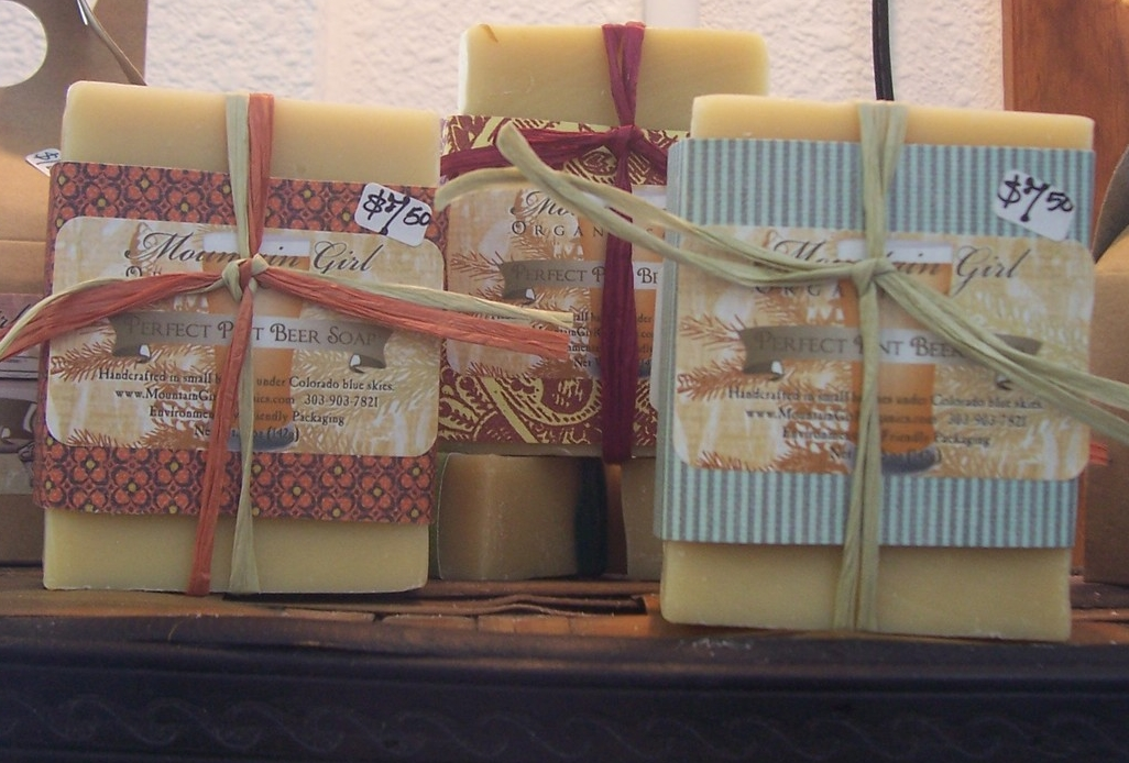 Natural Handmade Soaps and other Body products for a healthy clean shine