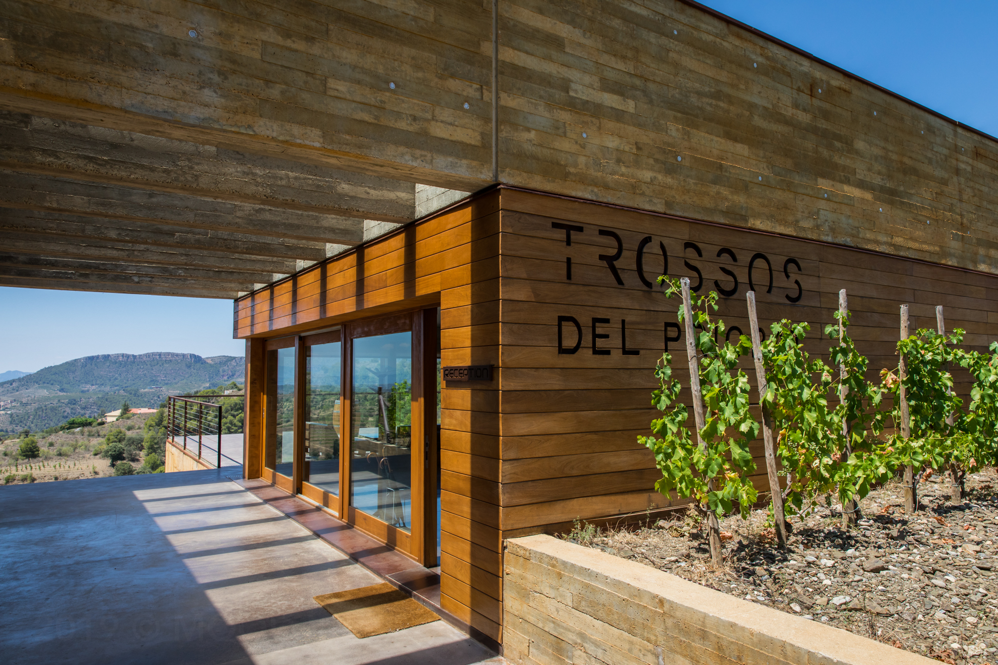 Our winery hotel