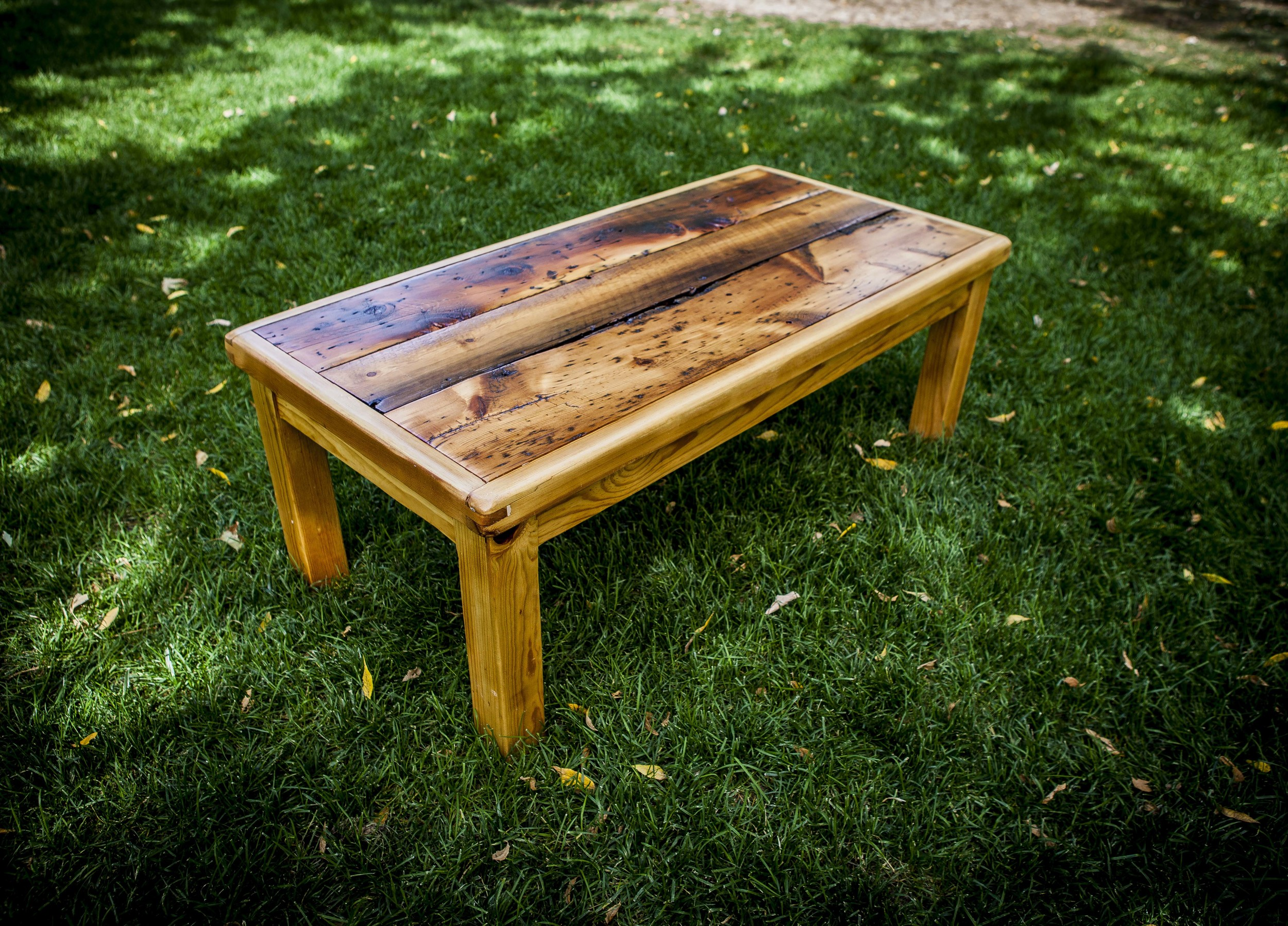 S'more/Coffee Table 47 long x24 wide x 17