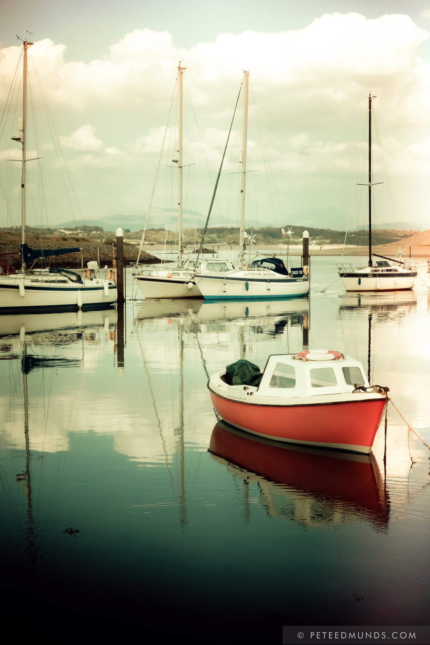 Little Orange Boat III