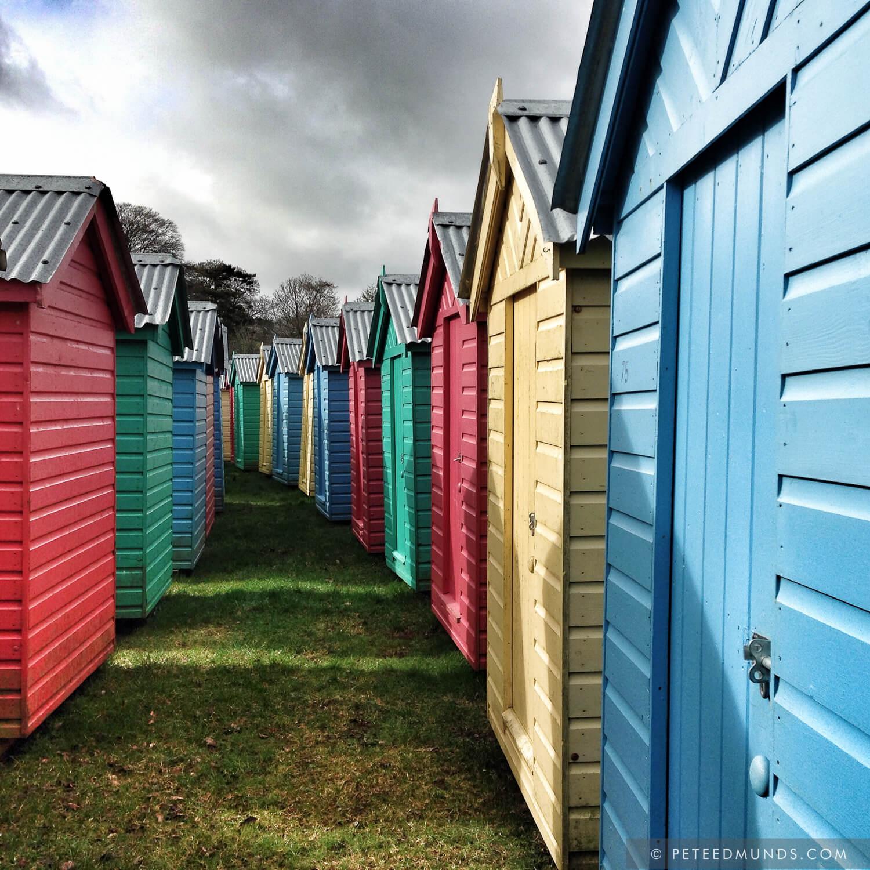 Beach Huts 01A