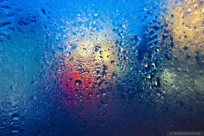 LAGOON | BLUE (Condensation Series)