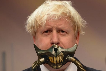 Immortan Boris will hoard our women