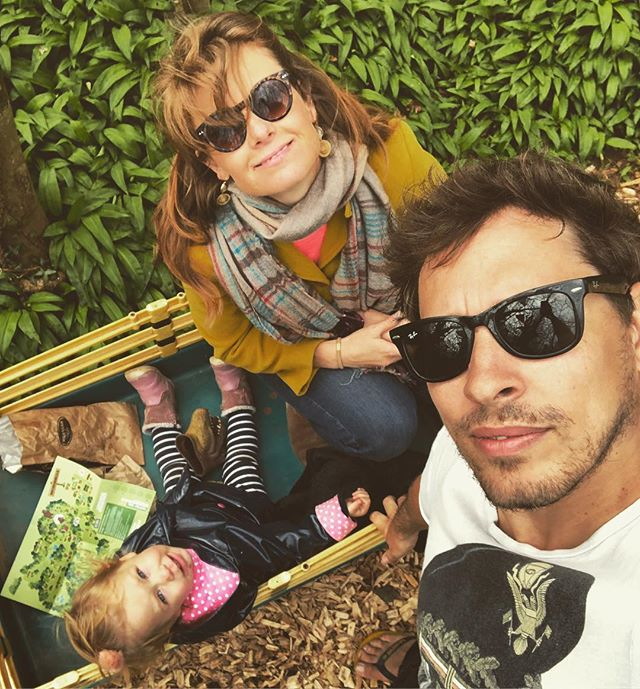 My humans. #family #baby #TheBudaNest #Wales