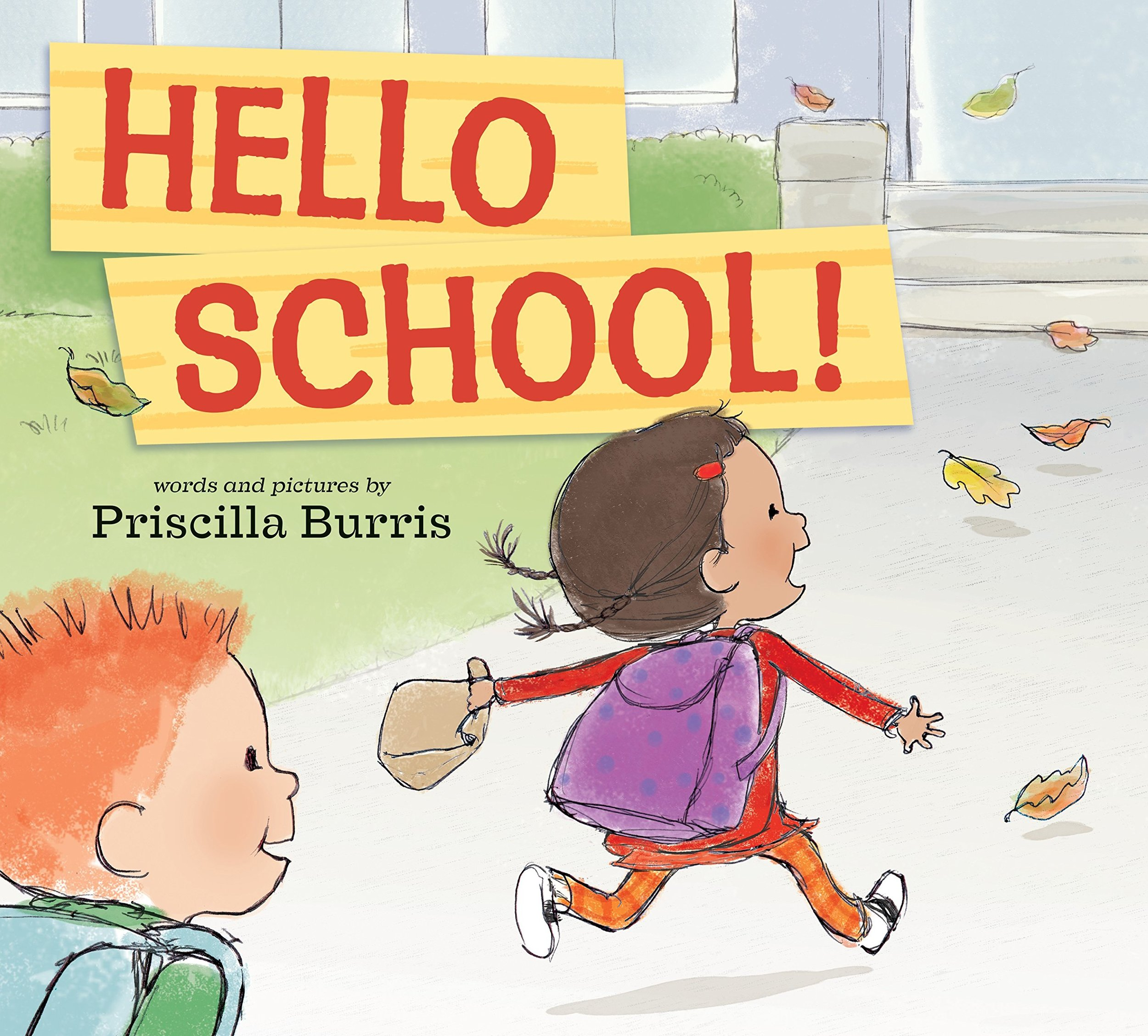 Written & Illust: BURRIS, Pub: Nancy Paulsen Books