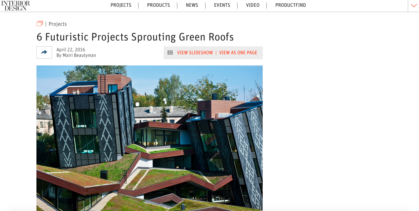 http://www.interiordesign.net/projects/10282-6-futuristic-projects-sprouting-green-roofs/
