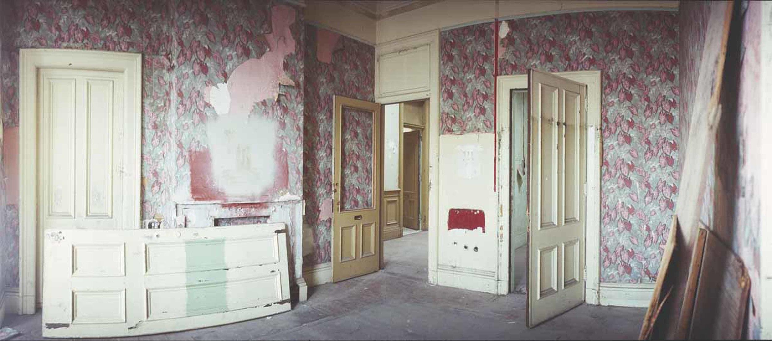 Interior, Oakland, 1987
