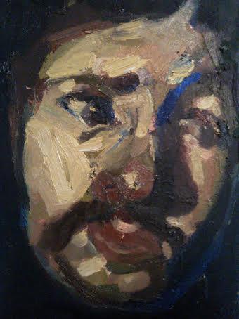 Head (After Velazquez)