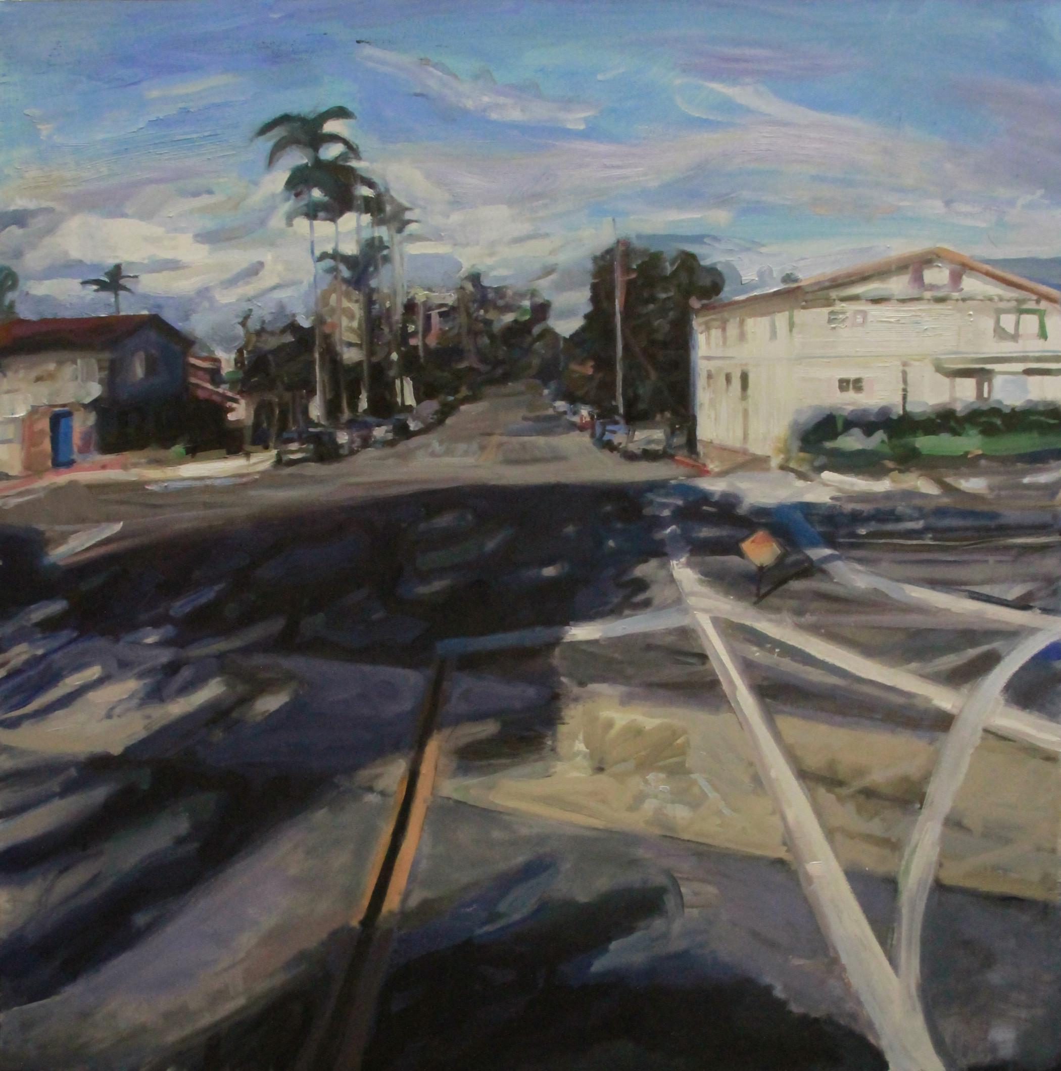 California Streetscape