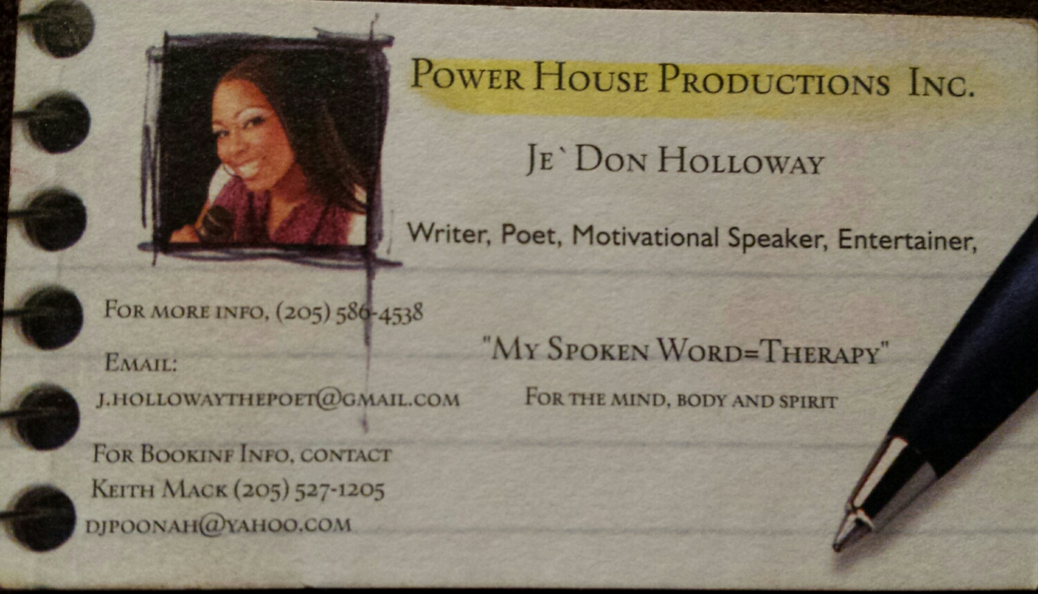 This is my very first business card! :) It's funny that my hubby came across this stray (&I haven't seen one of these cards in years) this week, the same day I got my new reworked business cards!