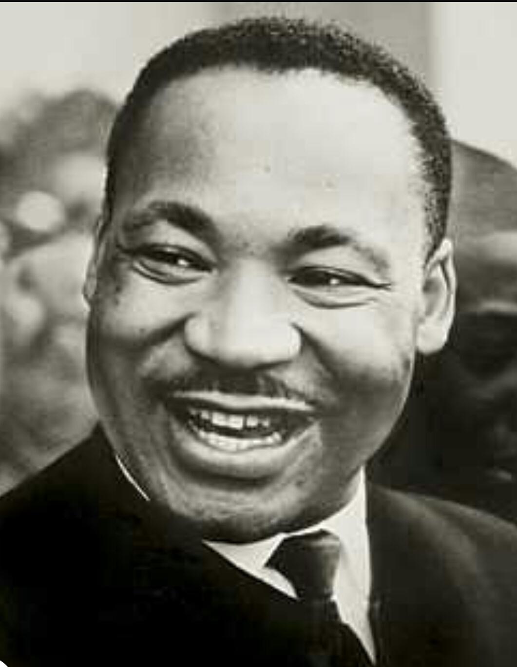 Martin Luther King Jr. Civil Rights Activist              1929-1968