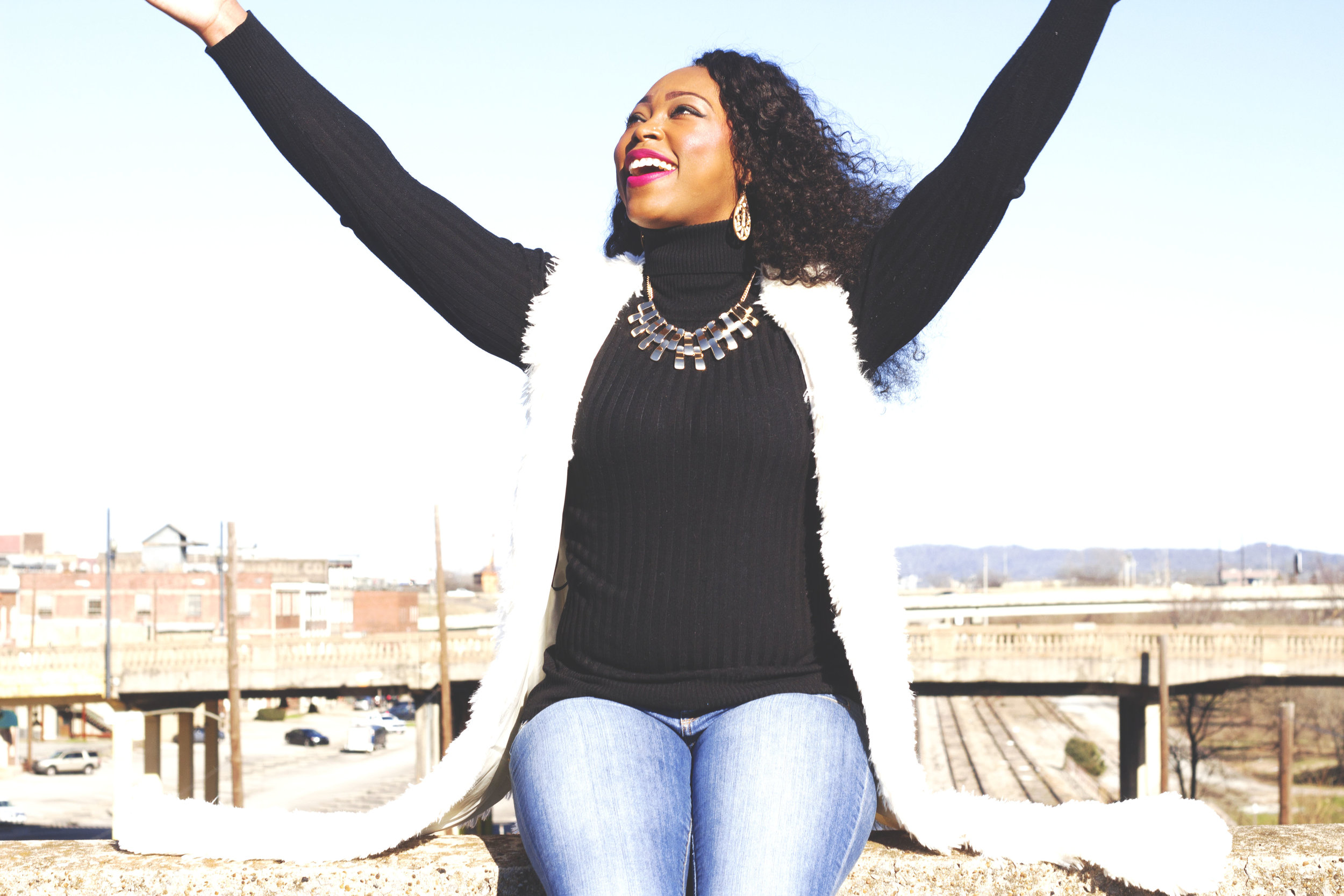 CREATOR & CONTENT CURATOR: JE'DON HOLLOWAY- TALLEY
