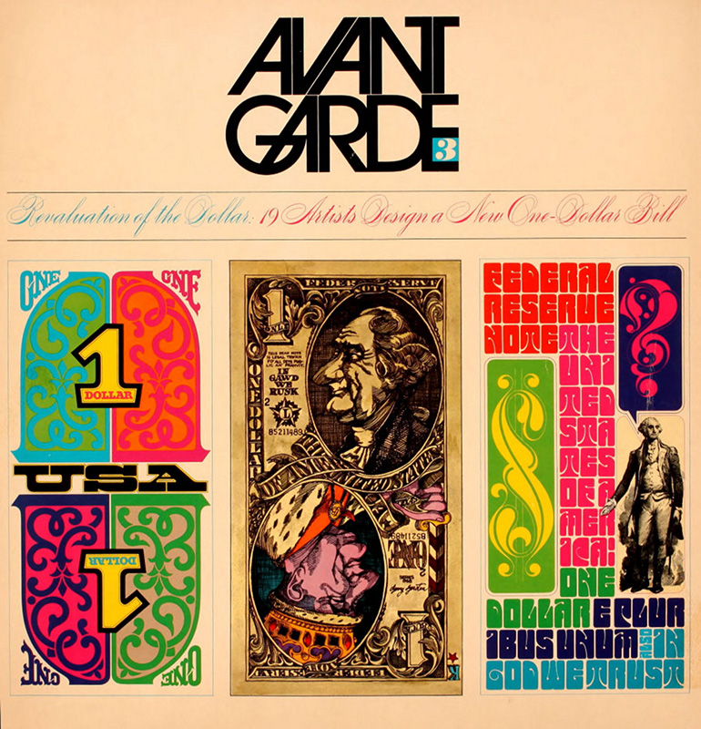 Avant Garde #3