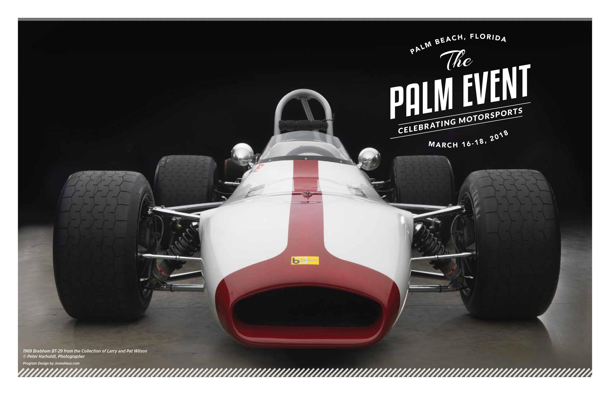 The Palm Event 2018 Commemorative Program