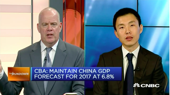 China growth at 6.5%?