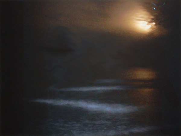 "Cabo de Gata #2    ,  2007   color photograph (2/12)   31   3/8  "" x 38   5/16  """