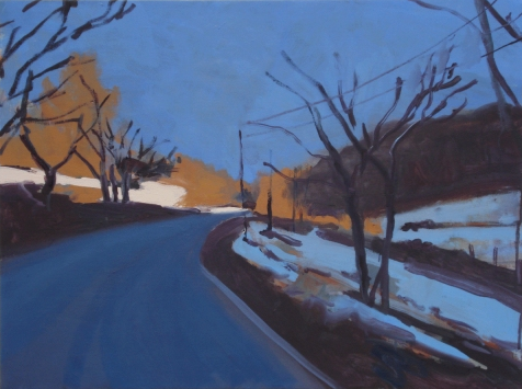 "PETER CHARLAP ""Winter II,"" 2010"