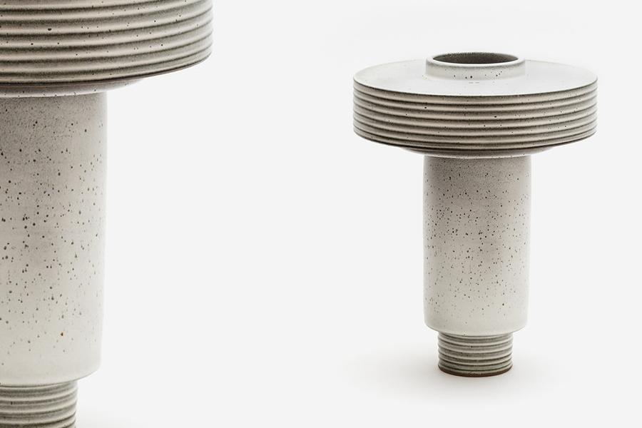 Tall Shade Vessel for Bon Ceramics