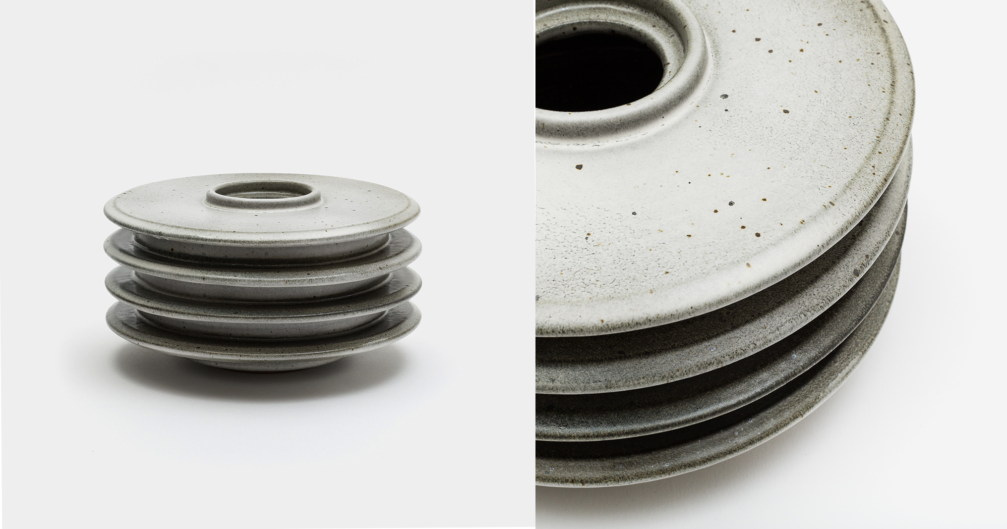 Level Vessel for Bon Ceramics