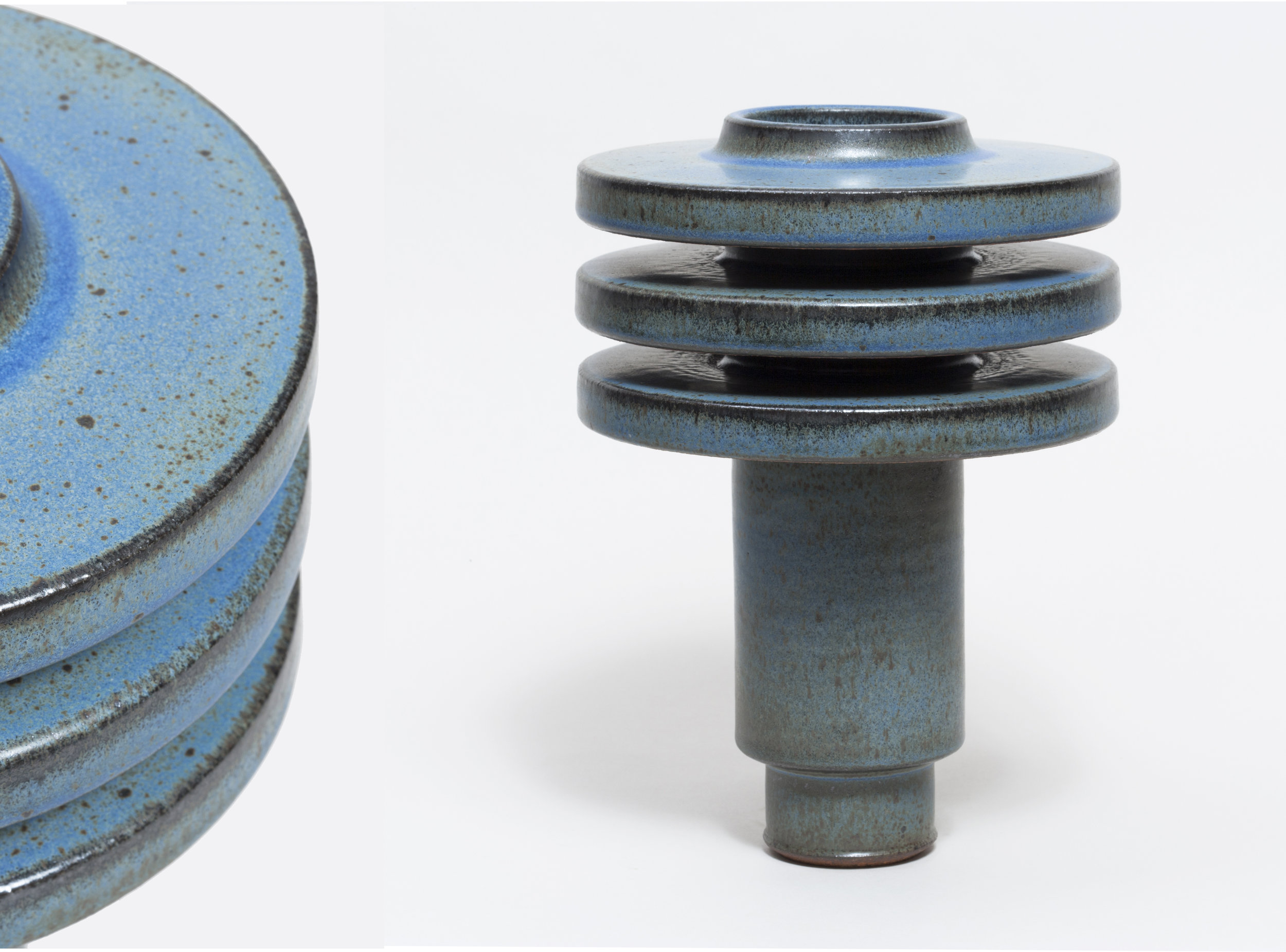 Level Vessel (Blue/Black)