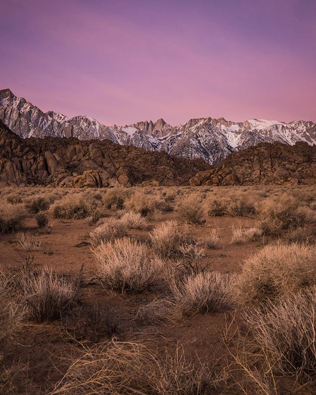 "We passed up the famous ""Instagram"" shot, and I am perfectly fine with it. . . . . . #Alabamahills #gramslayers #igtravel #roadtrippers #lonelyplanet #roadtrip #instagood #travel #natgeo #worldtravelbook #exploretocreate #travelstoke #theoutbound #exploreeverything #camplife #seekthesimplicity #travelphotography #vanlife #nationalparks #allaboutadventure #roadtripusa #visualsoflife #travelgram #peoplescreatives #havecamerawilltravel #travelphotography #instatravel #awakethesoul #optoutside #instago"