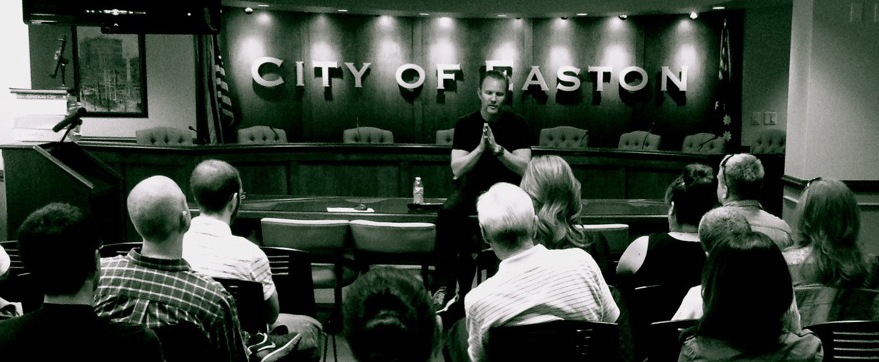 Morgan Spurlock shares his experiences with aspiring filmmakers.