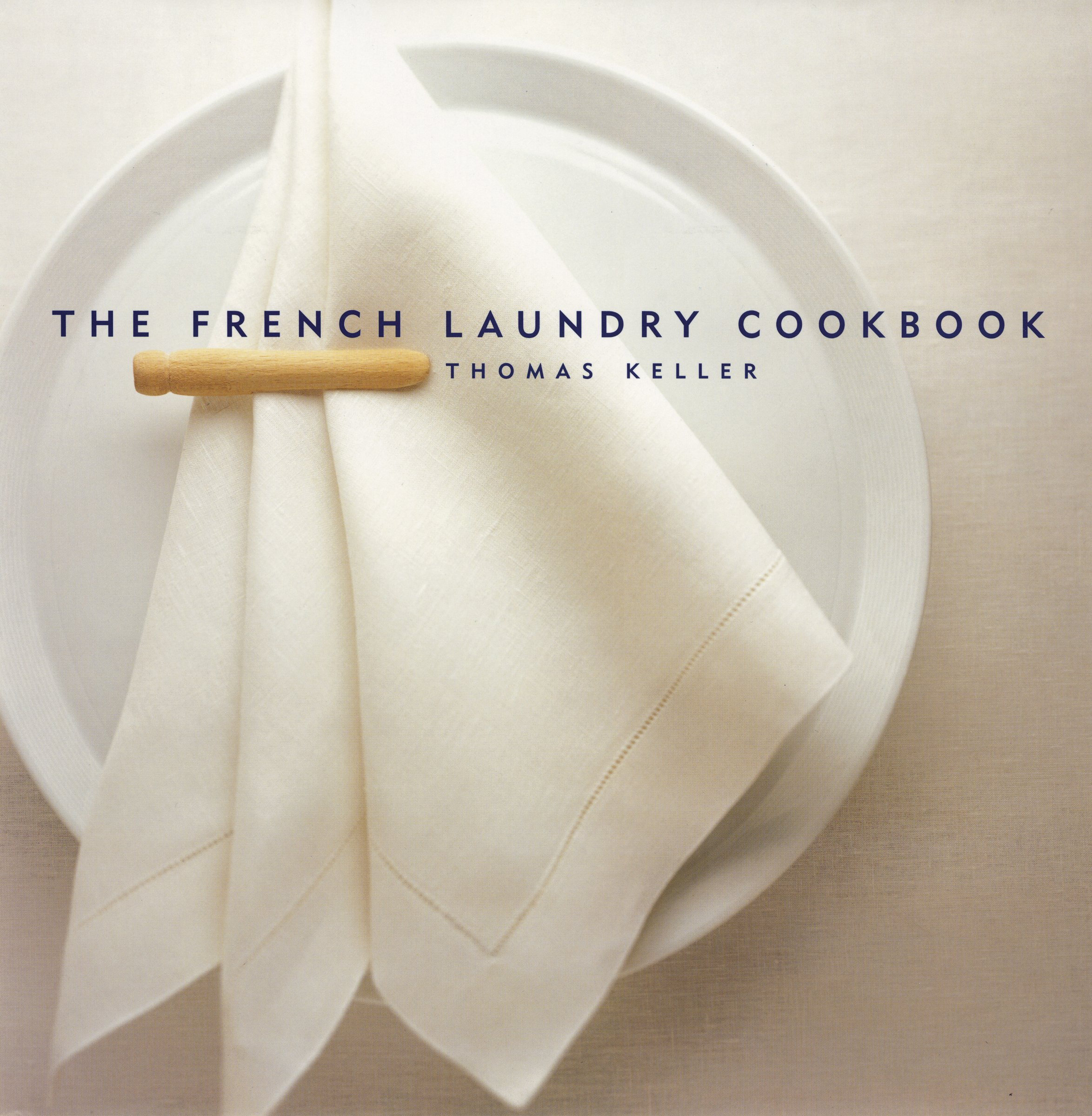 1. Thomas Keller's French Laundry - Working my way through this book was one of the most fun educational experiences I've ever had. And that includes rainy day indoor recesses where I dominated at Connect 4.