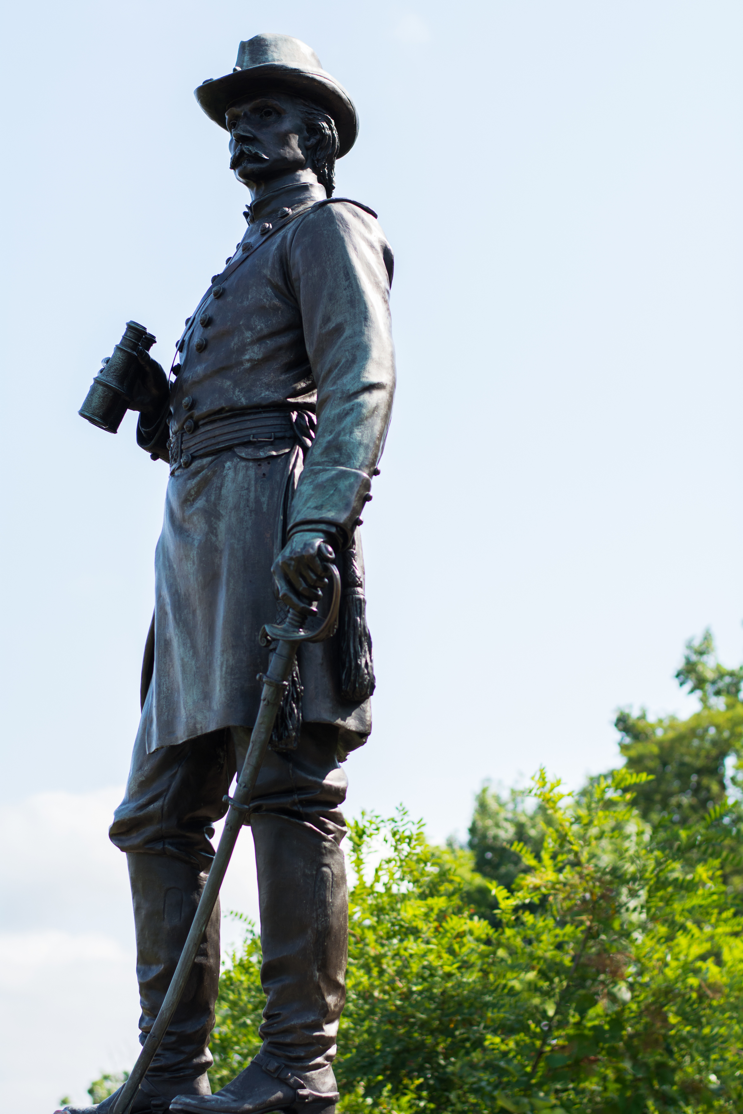 Brigadier General Gouverneur Kemble Warren