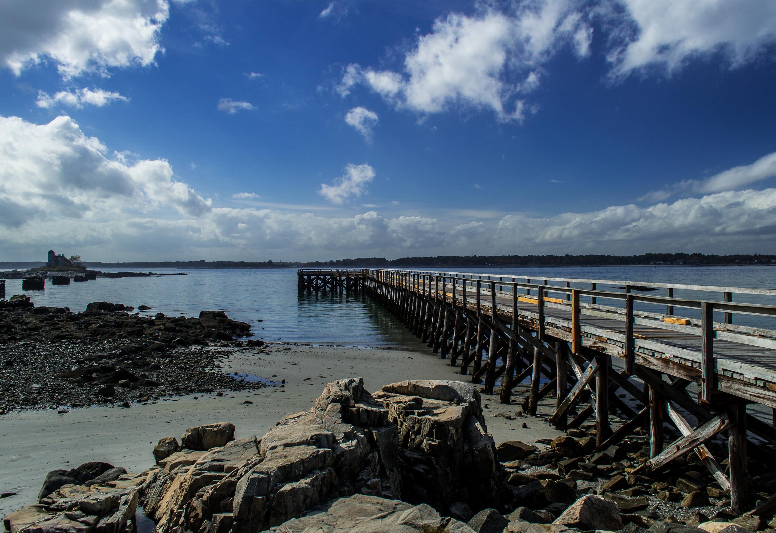 Pier to Heaven