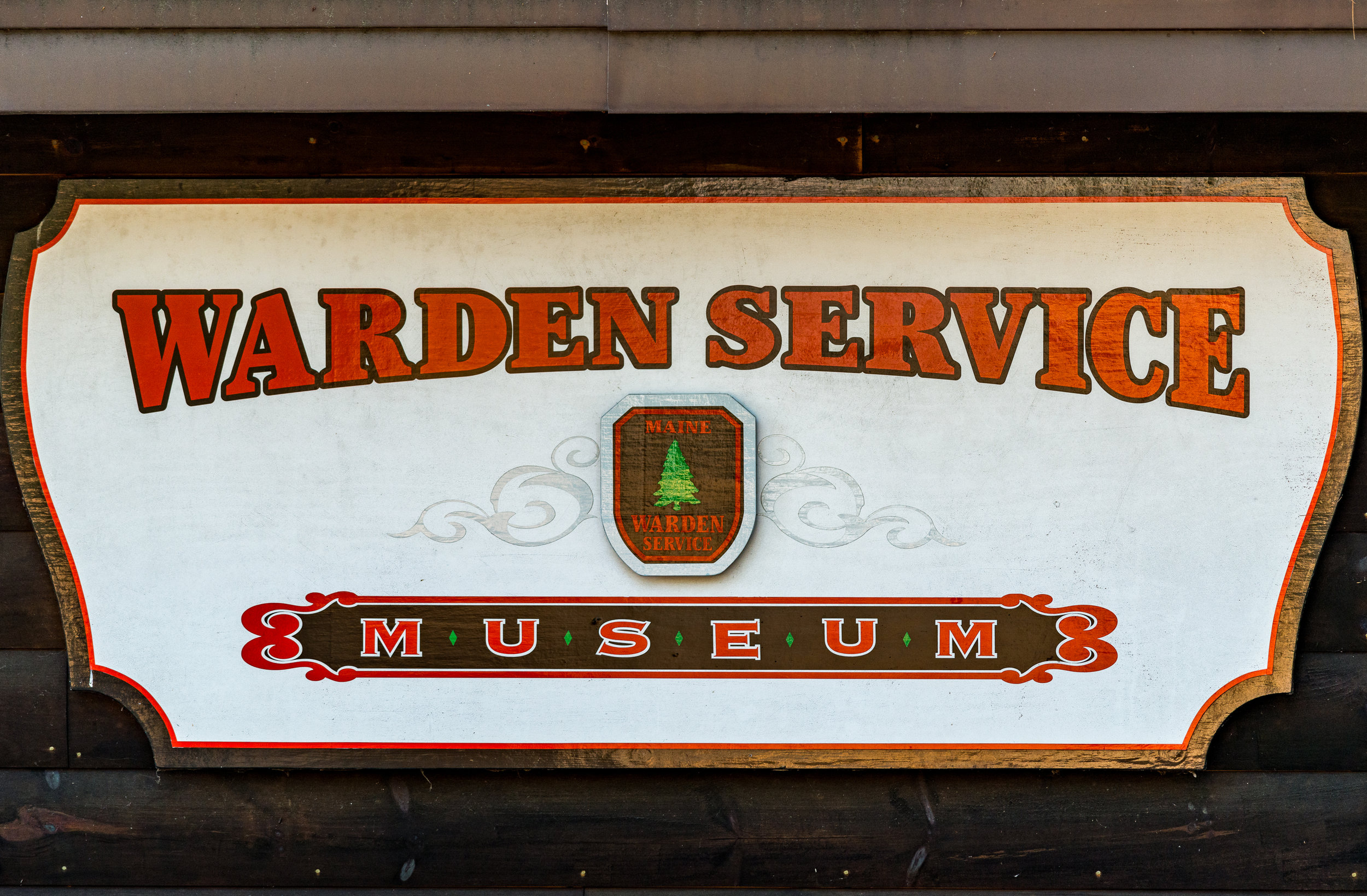 Warden Service Museum