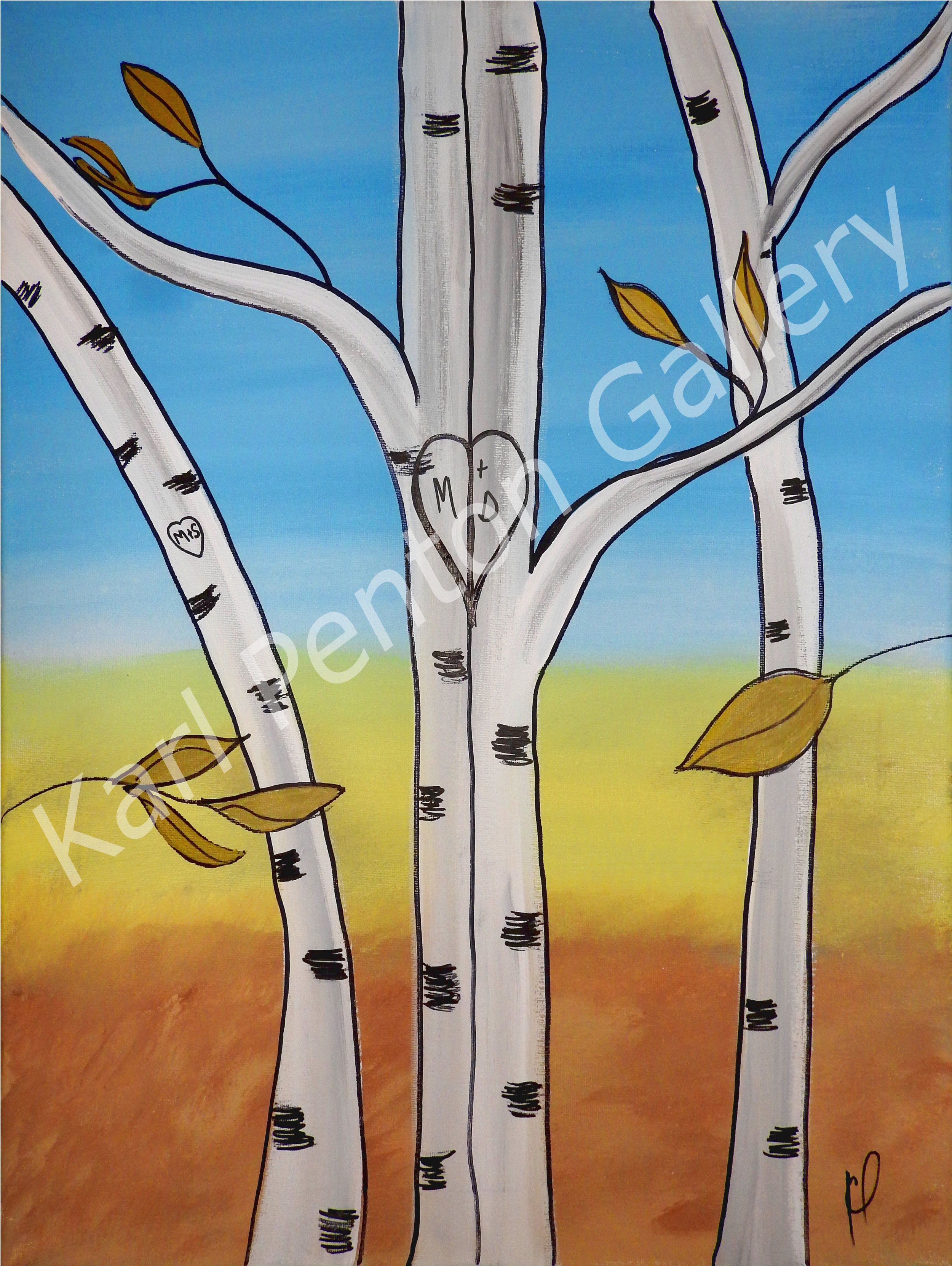 Valentines Paint NightFinished - Leading up to Valentines Day, we are having a special paint night, where you and your partner can have fun together on the same canvas!Fri, Feb 9th