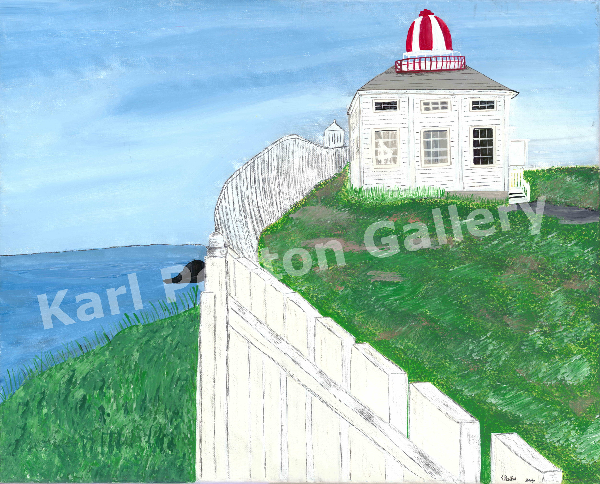 Cape Spear - The place where