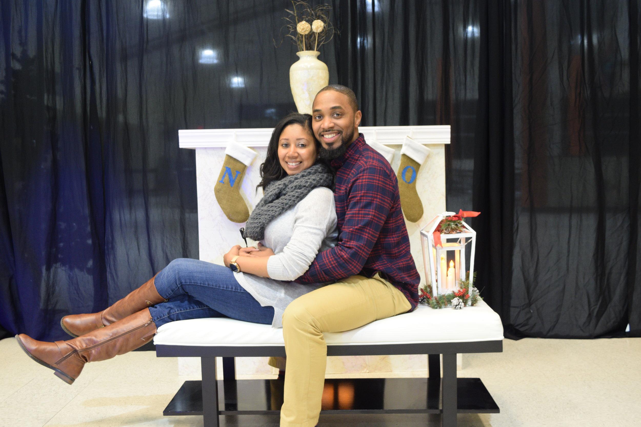 16. Mr. & Mrs. Brown