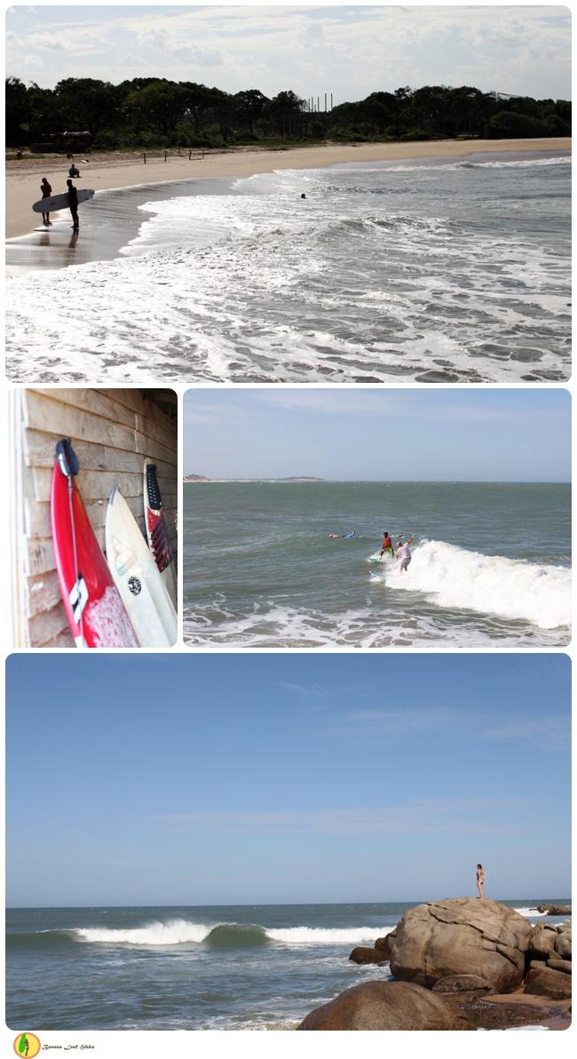 Arugam Bay, Peanut Farm surfing