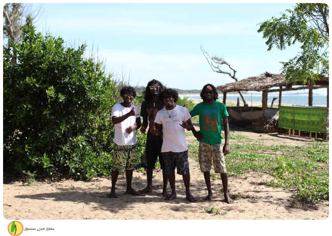 Amila and our Peanut Farm friends