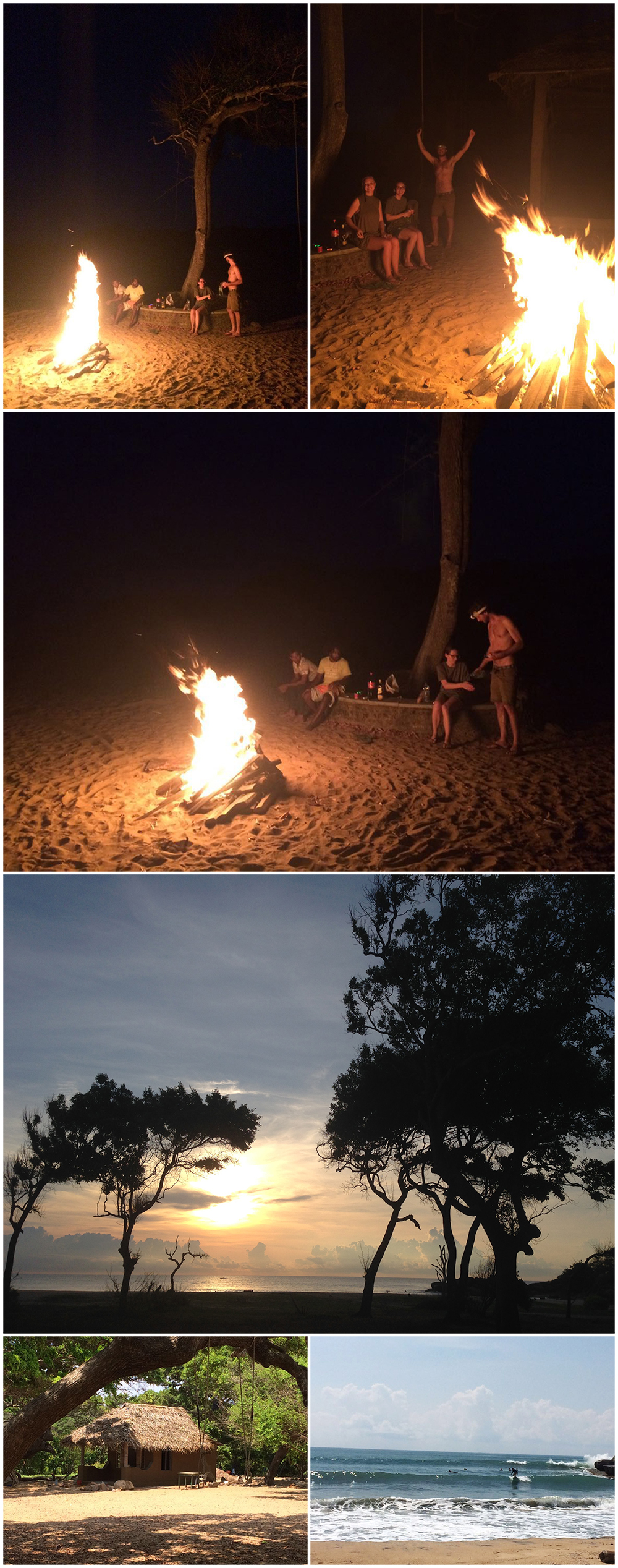 Peanut farm Camping and surf Sri Lanka