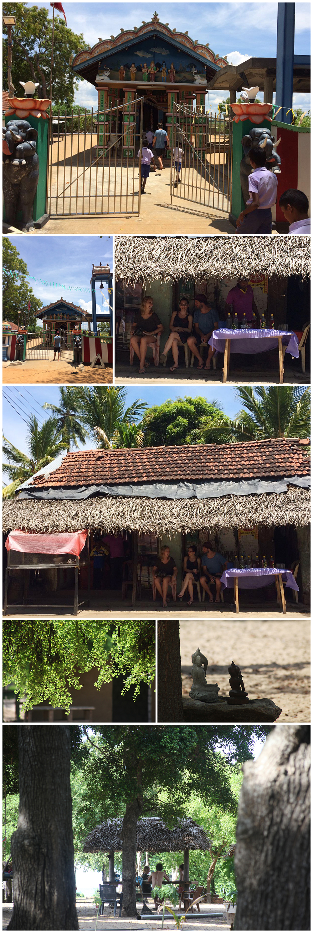 Arugam Bay village life