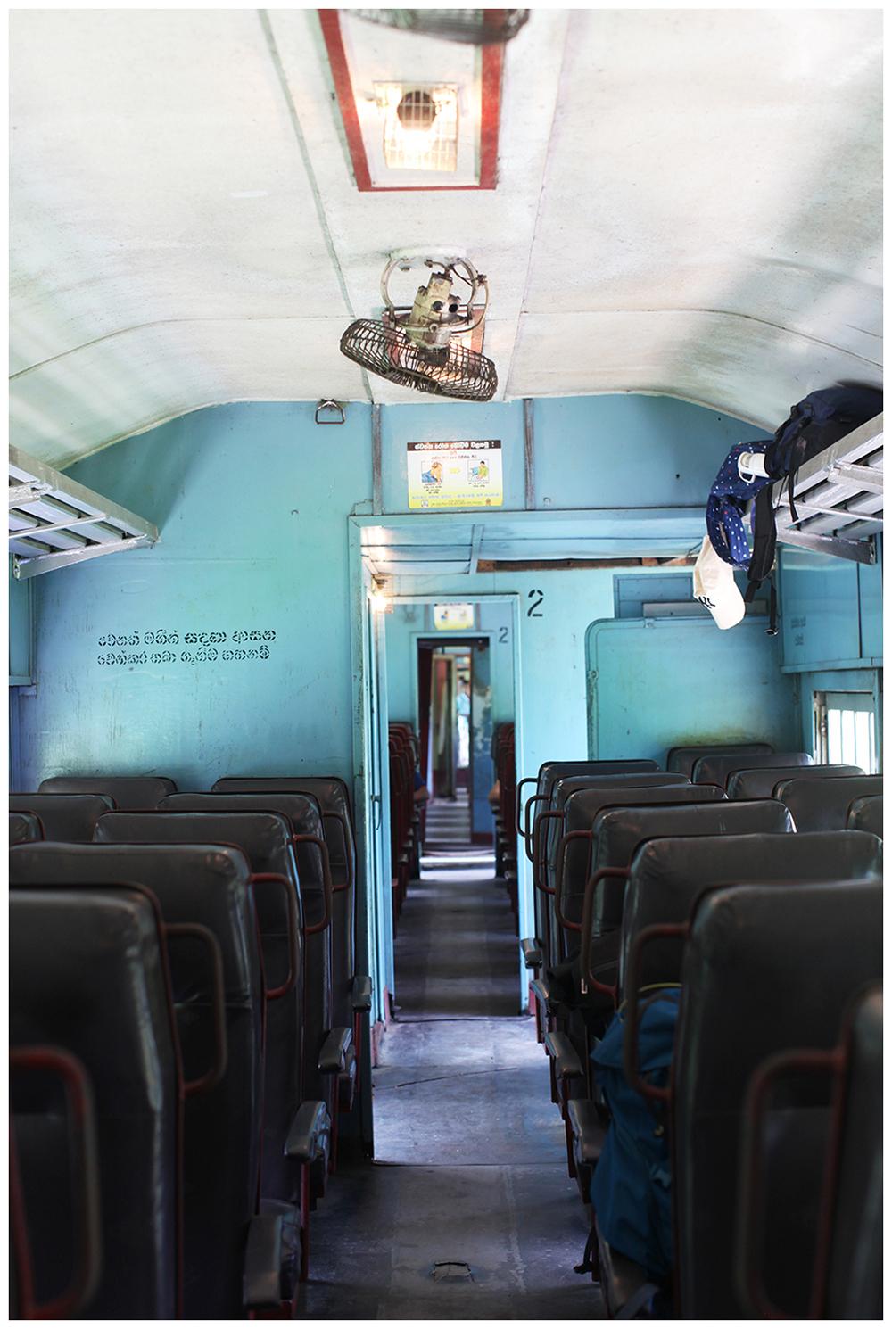 Train Sri Lanka Hikkaduwa