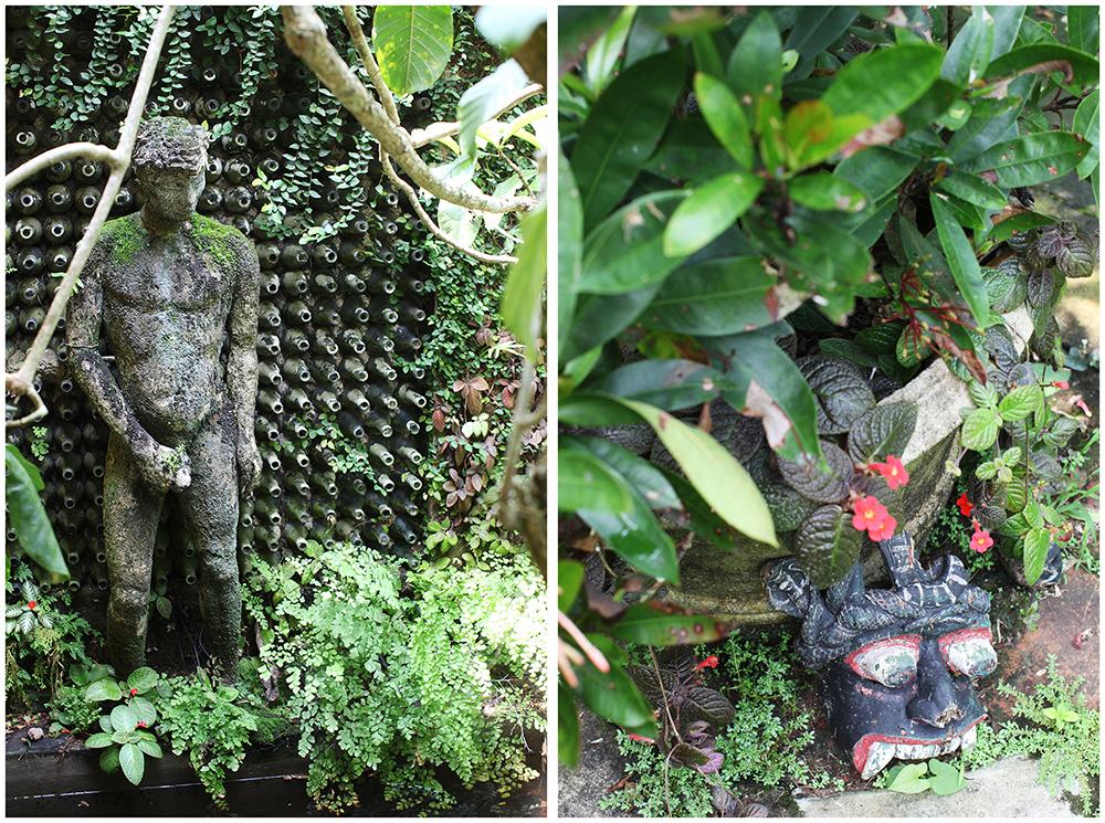 Bevis Bawa sculpture