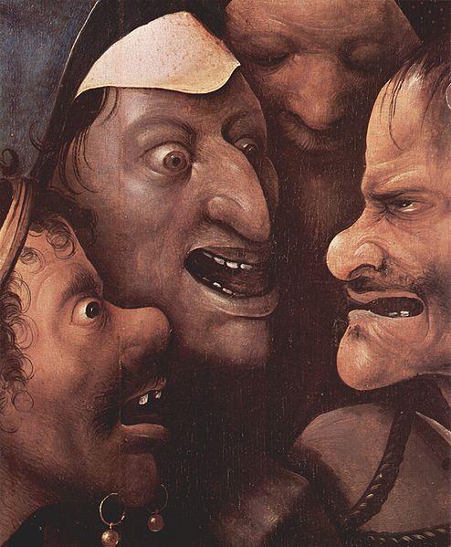 Painting by Hieronymus Bosch (circa 1450–1516) through Wikipedia