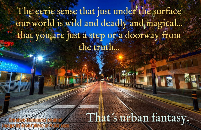 Urban fantasy definition meme.jpg