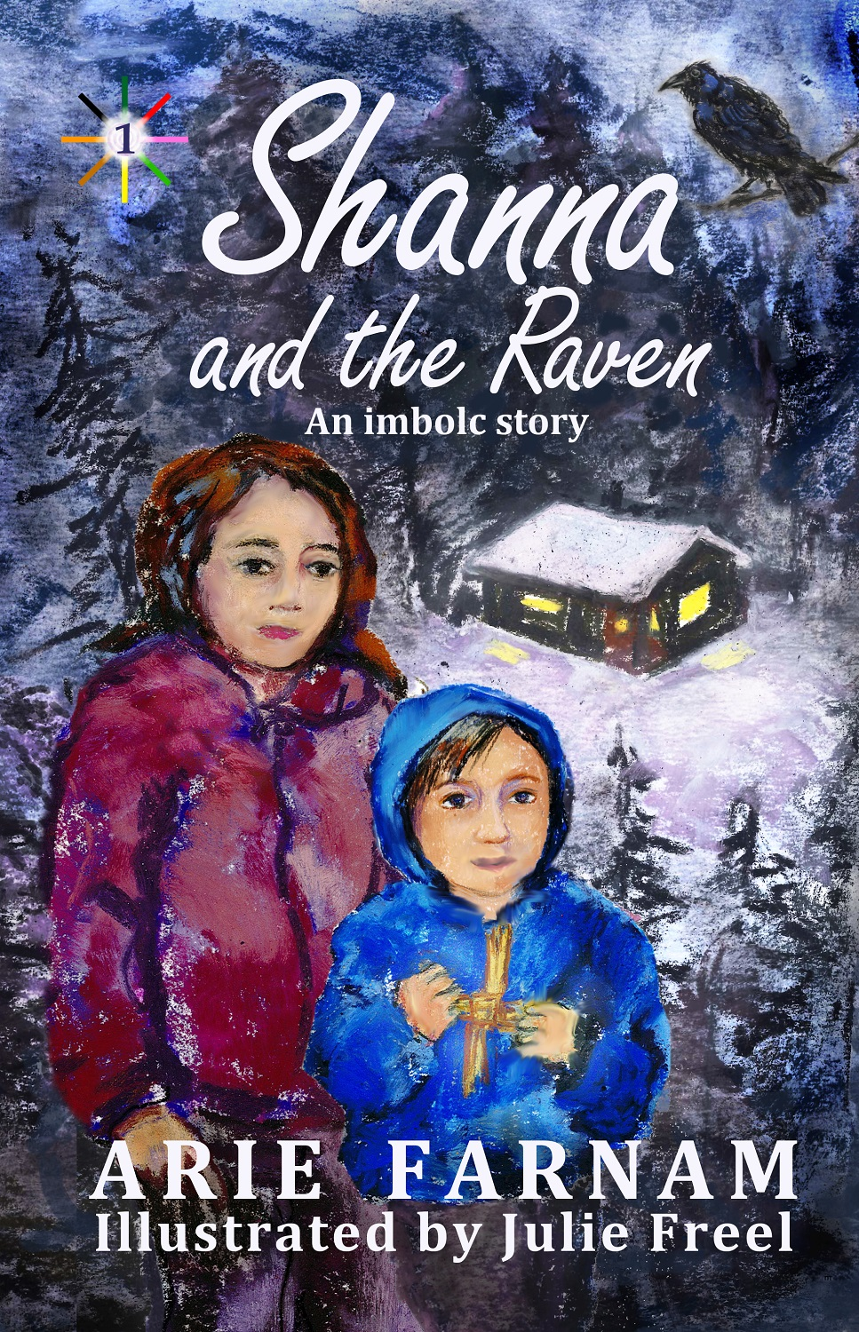 Finally! A children's story that actually prevents harm to children! Shanna and the Raven teaches children how to use their intuition to avoid dangerous situations.