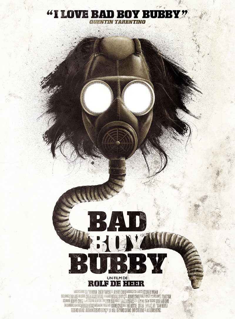 Bad Boy Bubby Official French Movie Poster Barbarian Factory The Art Of Patrick Connan