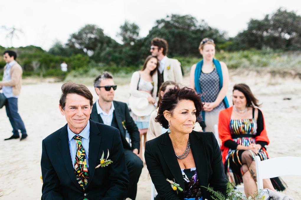 Nina's family.